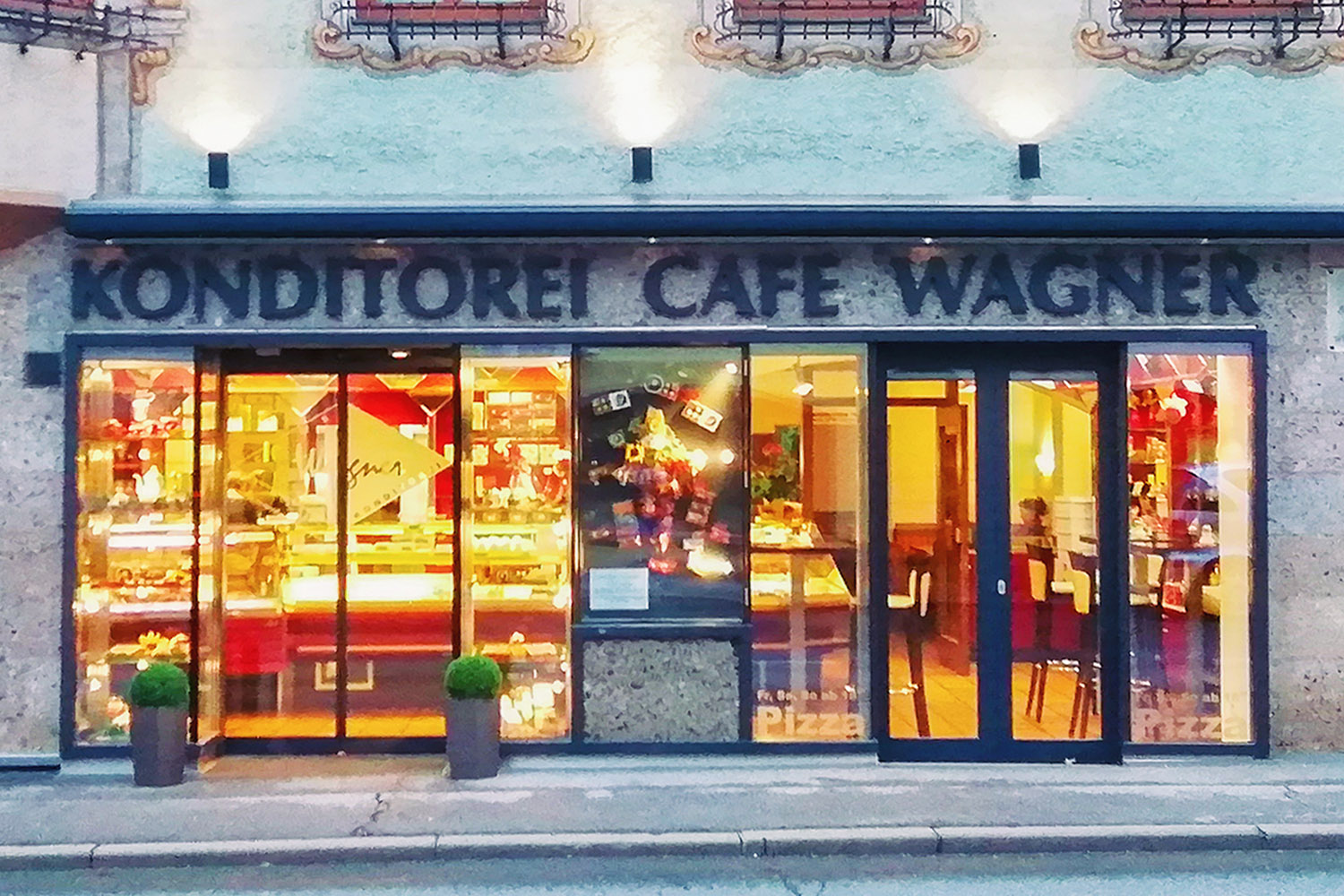 Cake shop Wagner Matrei am Brenner